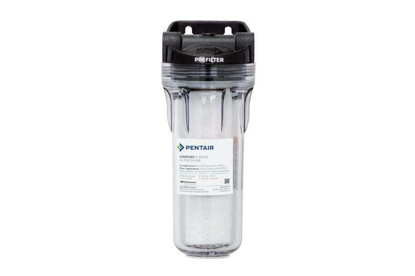 """Everpure E10 W/EC110 10"""" Префильтр для всех видов водоподготовки"""