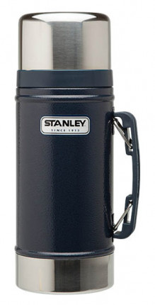 Термос Stanley Legendary Classic Food Flask (10-01229-027) 0.7л. синий