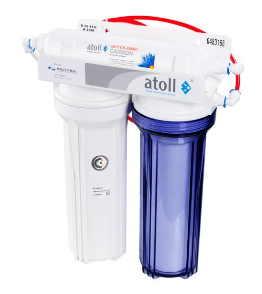 Проточный фильтр atoll